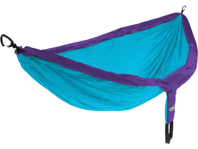 ENO Double Nest Hængekøje, violet/blå